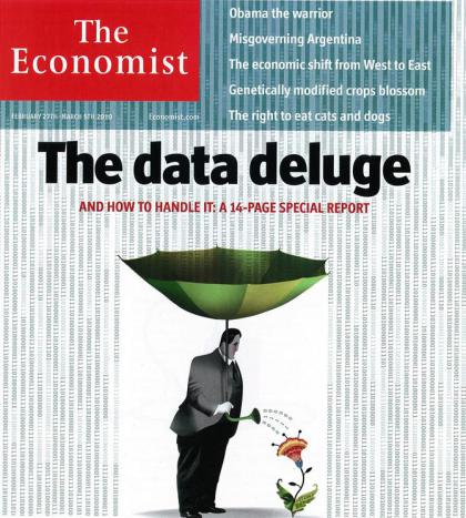 The-data-deluge